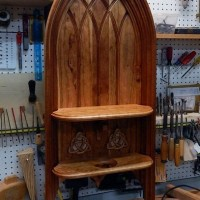 Catholic Home Wall Mounted Altar Designs
