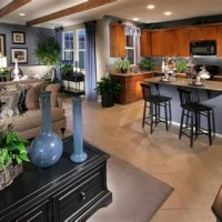 Houzz Paint Colors For Open Floor Plan