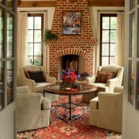 Interior Design Ideas For Living Rooms With Fireplace